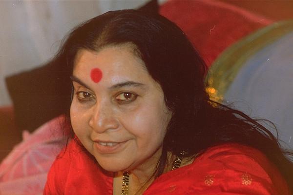 Red Sari 1