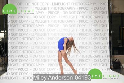 Miley Anderson