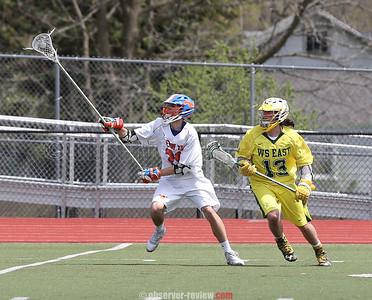 Penn Yan Lacrosse 5-5-18