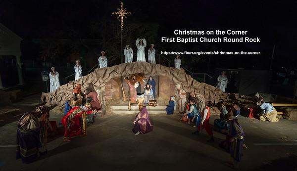 Christmas on the Corner 2019