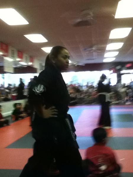 MMA April 2011
