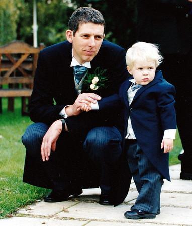 Philip & Claire Wedding