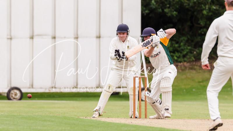 Barnt Green vs Kidderminster Cricket Club 18/7/20