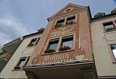 Wurzburg, Coburg, Bad Berneck