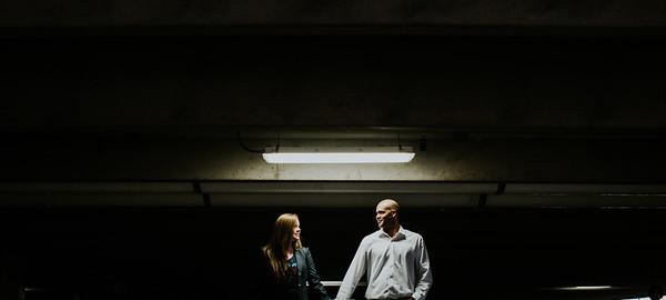 Mary + David
