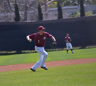 2014-03-15 Baseball v Fresno Pacific Univ