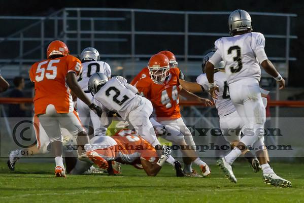 Boone Varsity Football #44 - 2012