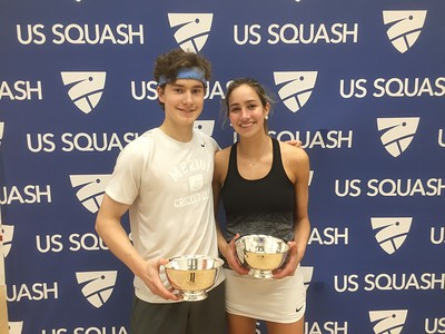 2019 U.S. Junior Doubles Championships