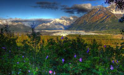 Glenn Hwy - Matanuska Glacier