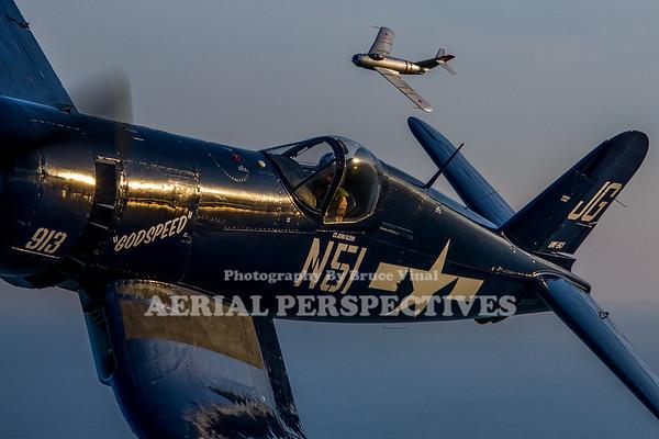 FG1D Corsair N83JC 5/19/17