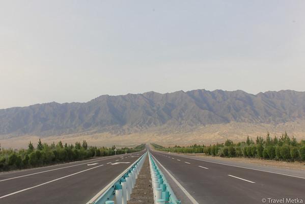 15 Urumqi to Sayram lake