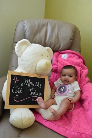 Sahana 4 months
