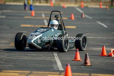 UTA Formula SAE Fall Autocross 9-14-19