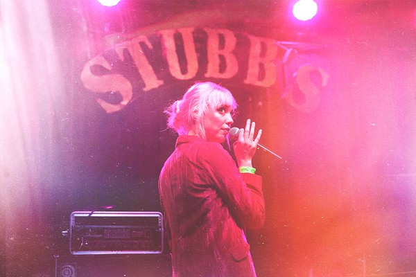 Dossey at Stubb's