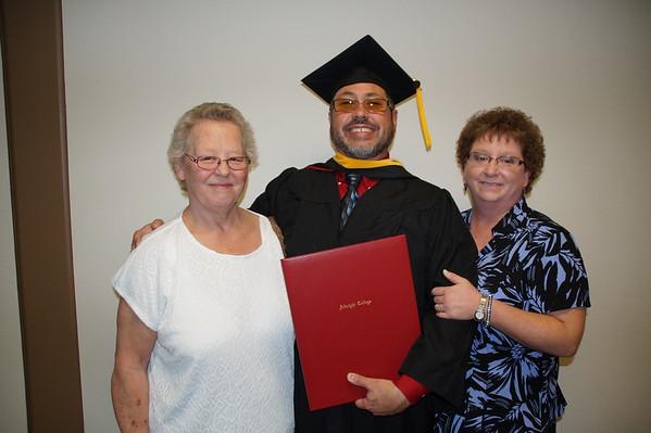 2015-04-18 Albright College Mesa Commencement