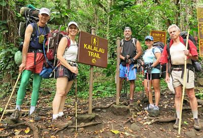 2013 Kalalau Adventure