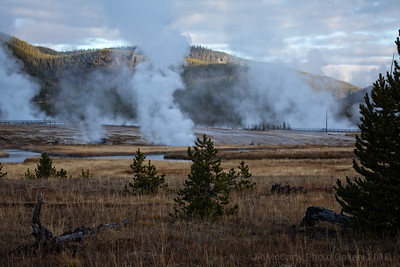 Yellowstone Biscuit Basin