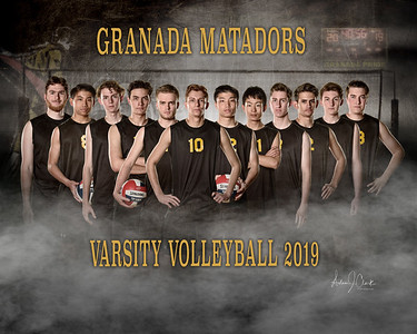 GHS Men's Volleyball 2019