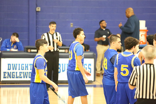 Lyndhurst Freshman vs Dwight Englewood 1-5-19