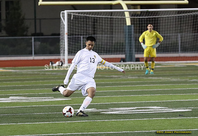 Boys Soccer vs Lincoln 1_24_17