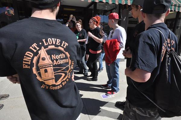 Find it Love it North Adams-041515