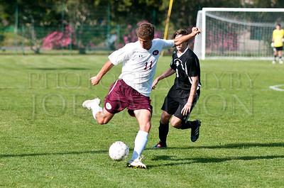 BC vs SAA - Soccer 3/20/2012