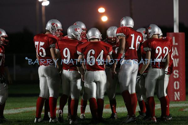Lawson Football vs Maryville 07 2nd Camera