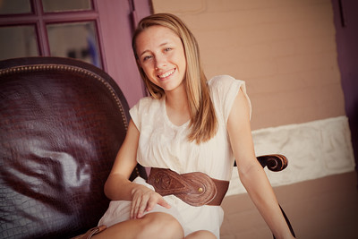 Courtney's Senior Portraits | 07.27.11