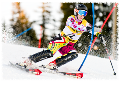 Three Rivers League Race #2 - Night SL on Easy Rider
