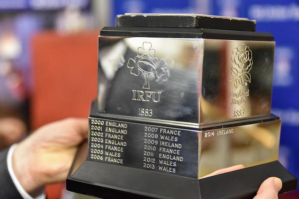 RBS 6 Nation Trophy Tour