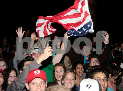 Osama Rally at White House