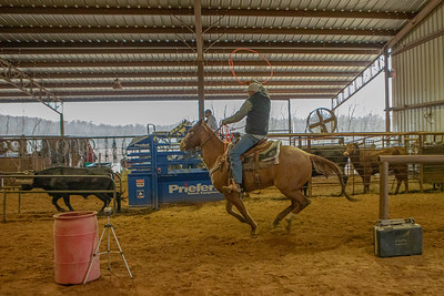 Gould Roping Horses and Arena - 1-10-21