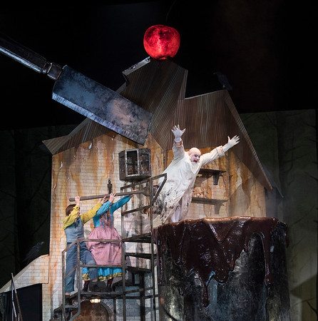 Hansel and Gretel/18