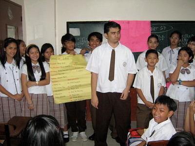 Student Council Elections 2008