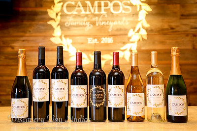 Campos Family Vineyards Wine Photos
