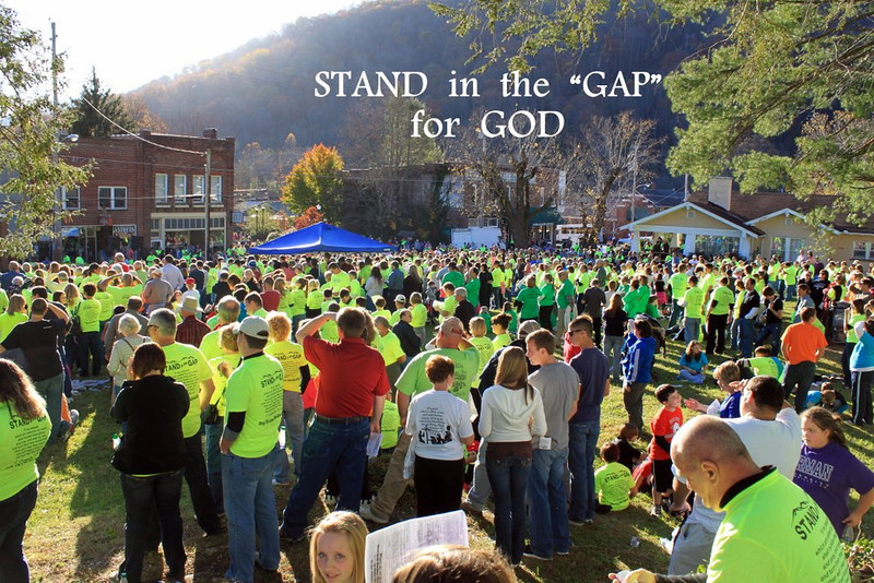 Stand in the Gap  Nov. 6th. 2011 124.JPG