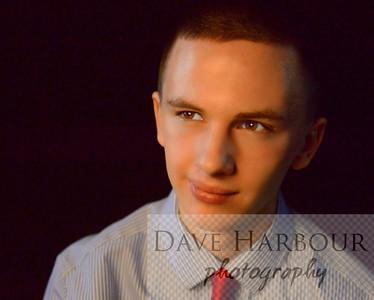 James' Senior Portraits