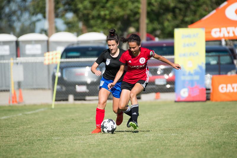 07/15/17 - Eugene Timbers Force Black @ San Juan Blue (02 Girls U16)