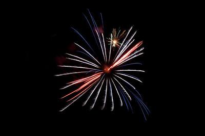 Fireworks - July 4th, 2010