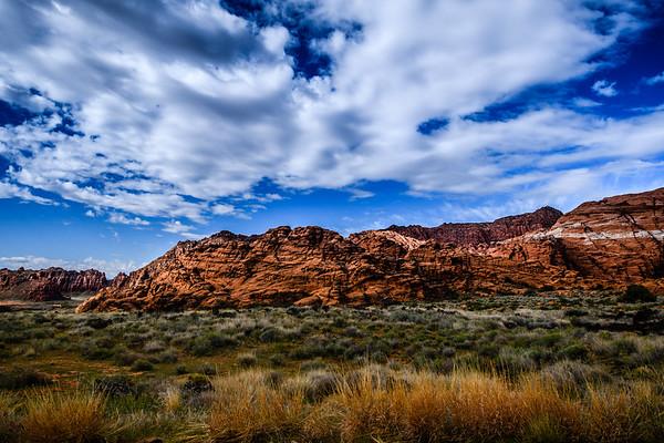 Snow Canyon, UT