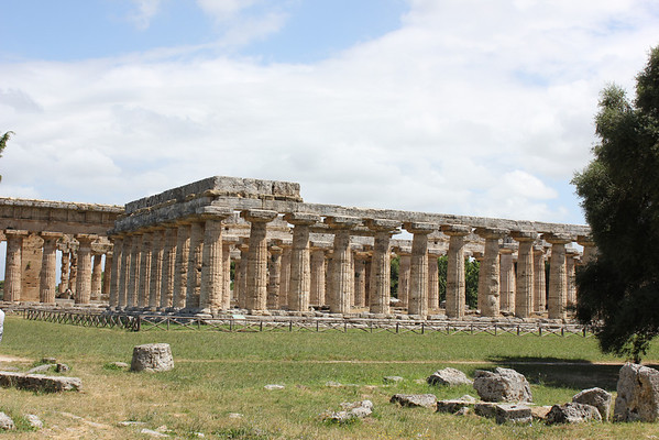 9 Paestum Sorrento June24