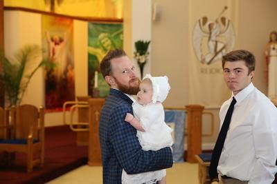7Maeve Baptism