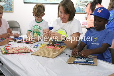 Youth Art Enrichment Clinic 2019