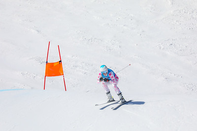 Womens U16 Downhill Race 1
