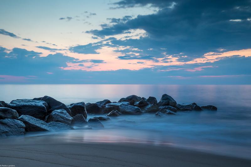 A Subdued Sunrise