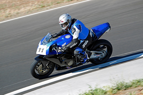 #11 - Blue Black CBR