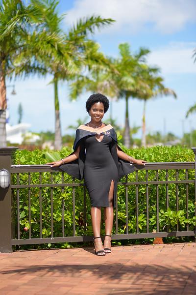Eleasha Knowles Graduation