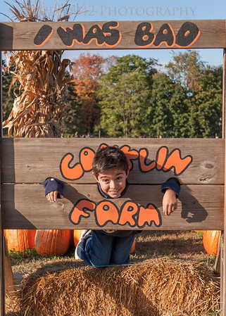Conklin Farm Fall Pumpkin Harvest 2013