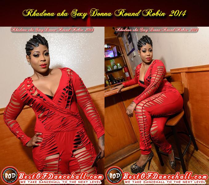 8-27-2014-QUEENS-Rhadona aka Sexy Donna Round Robin 2014