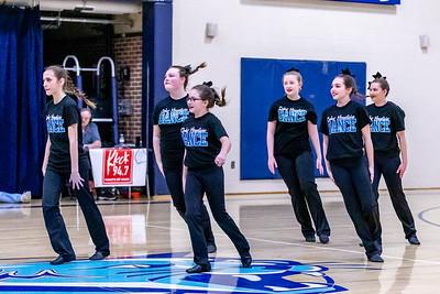 CM Dance Team Performances 013120